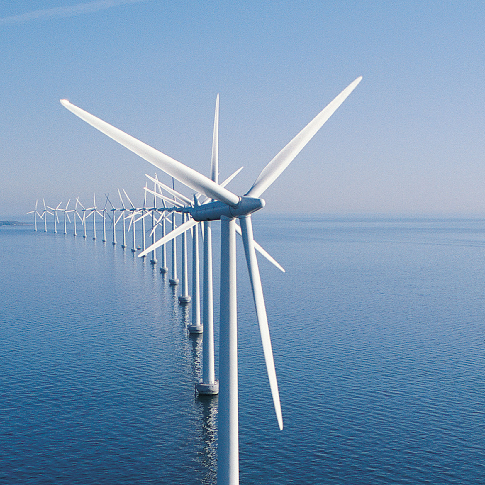 South Korean panies are taking interest in wind turbines