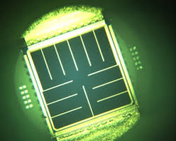 The four-junction solar cell set a new record