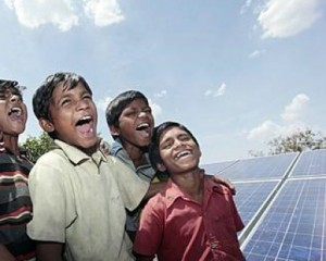 4 gw of solar to be buit in India