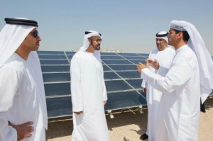 CG will comercialize electrical products for the Middle east and Africa