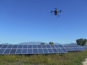 UAV perceptions could be changed by solar