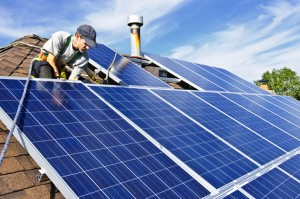 Until 2014 solar paels will reach half a million in the U.K