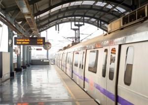 Delhi Metro will install Pv