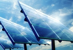 Solar materials produced by the sun