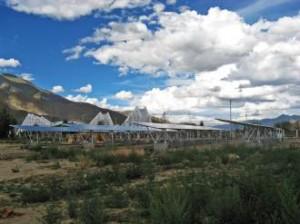 solar parking space