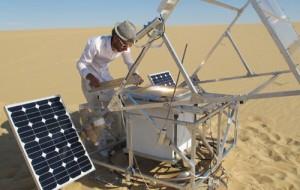 solar invention