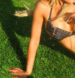 solar bikini