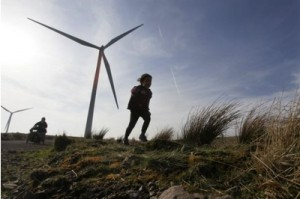 Scotland's green energy
