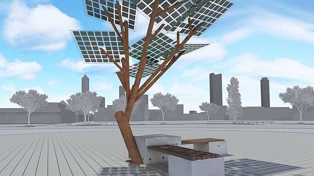 Etree For Solar Power Solar Magazine Com