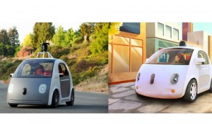 google electric car