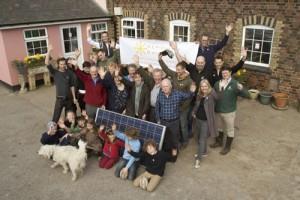 balcombe solar plant