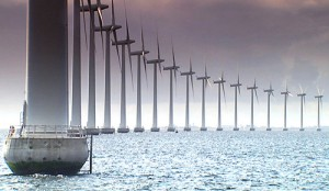 cheap wind energy in Denmark
