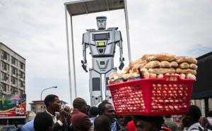 solar-powered robocop