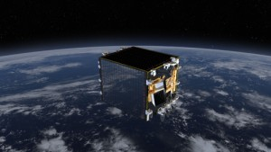 solar-powered space camera