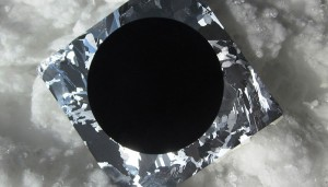 black silicon solar cell