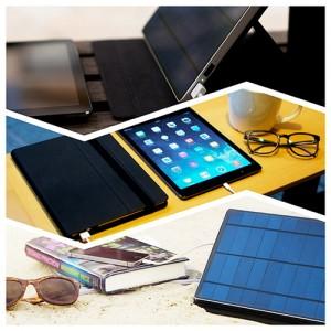 Solartab, solar charger