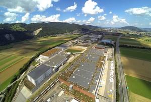 MVN Luftaufnahme solar plant