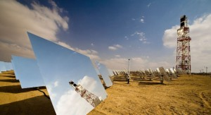 solar thermal plant in Israel