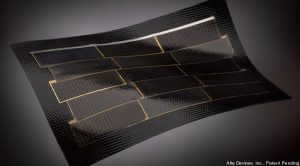 Alta Devices solar cells