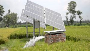 solar irrigation pump