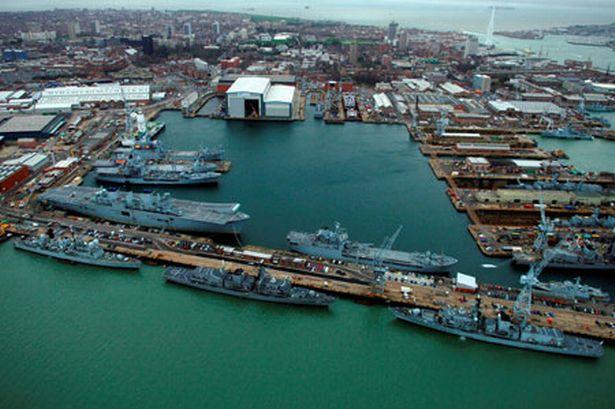 2000 Solar Pv Panels For British Naval Base Solar