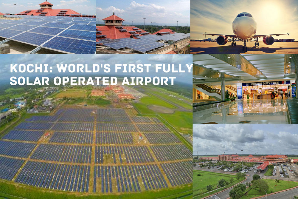 An Entire Airport Pays Nothing For Electricity Thanks To